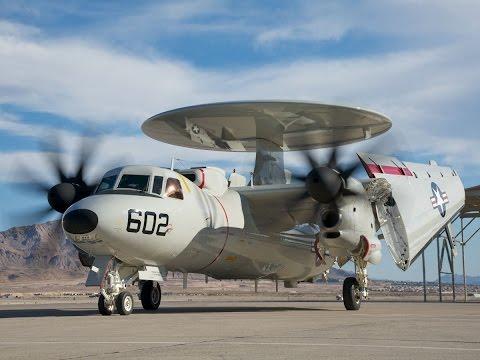 US Navy   Grumman Hawkeye E 2D Advanced