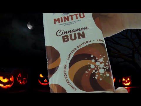 Juomatesti: Minttu Cinnamon