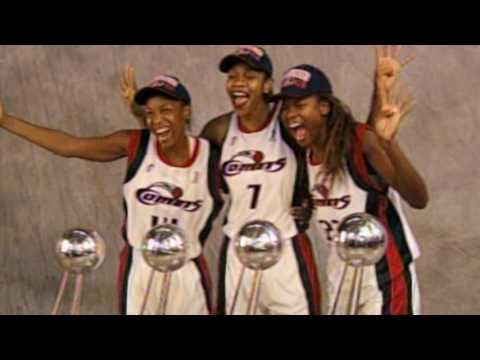 Sheryl Swoopes: Top 20@20 Presented by Verizon
