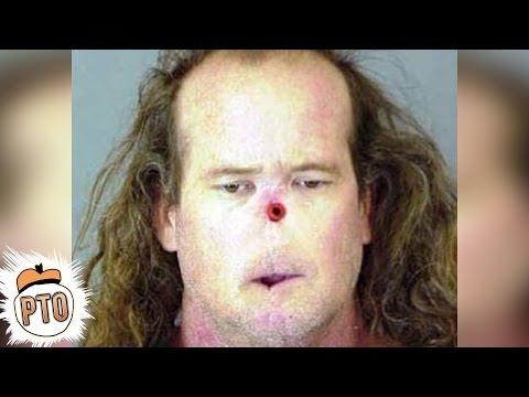 15 Most Bizarre Mugshots Ever