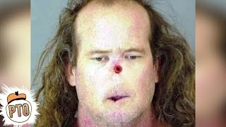 15 Most Bizarre Mugshots Ever