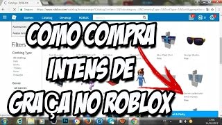 How to purchase items for free in roblox
