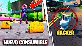 "New Supplier Spicy Tacos and Skill to Be a Hacker ""Patch 10.30"" Fortnite Battle Royale"