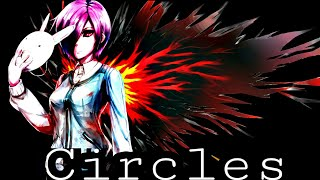 Anime「AMV」Mix - Circles 「1080p」