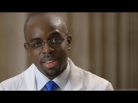 Dr. Dale Okorodudu, Black Men In White Coats Episode 13