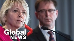Coronavirus outbreak: B.C. health officials report 29 new cases, 4 additional deaths | FULL