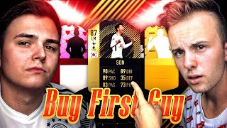 FIFA 18: TIF SON HARDCORE BUY FIRST SPECIAL CARD