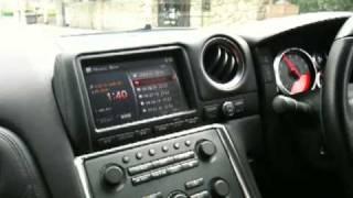 Nissan GTR Launch Control