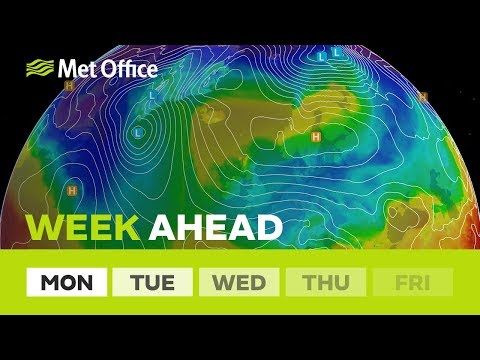 Week ahead – cold winds, grey skies, lots of showers 19/11/18