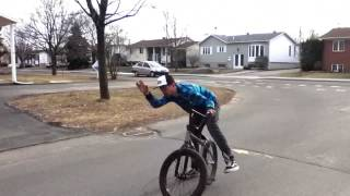 funny bike fails