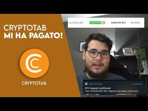 CryptoTab MI HA PAGATO! FUNZIONA! | Parliamo Della Mia FARM!