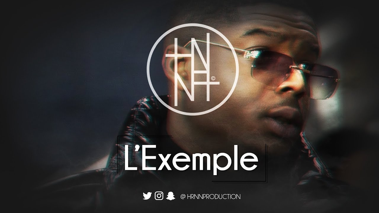 "(FREE) Ninho Type Beat 2020 - ""L'Exemple"" 