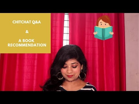 Chitchat Q&A | Sci-Fi Book Recommendation