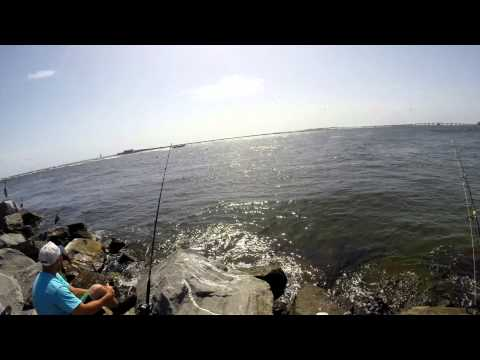 Destin Florida Jetty/Night Fishing - June 2015