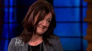 Dr. Phil Questions a Woman About Her Erratic Behavior