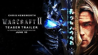 Warcraft 2: First Trailer #1 Concept | Rise of the Lich King | Chris Hemsworth (2021 Movie)