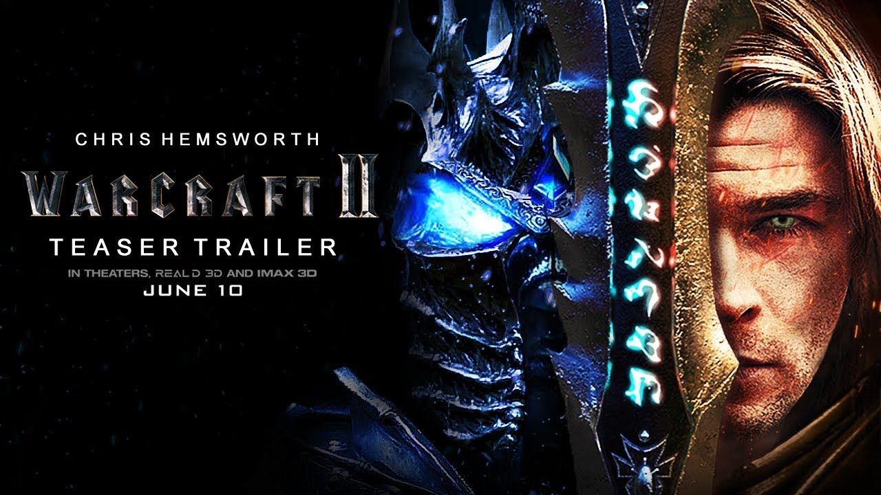 Download Warcraft 2: First Trailer #1 Concept | Rise of the Lich King | Chris Hemsworth (2021 Movie)
