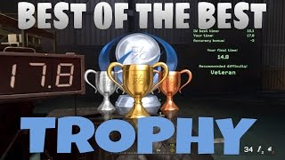 Modern Warfare Best of the Best Trophy
