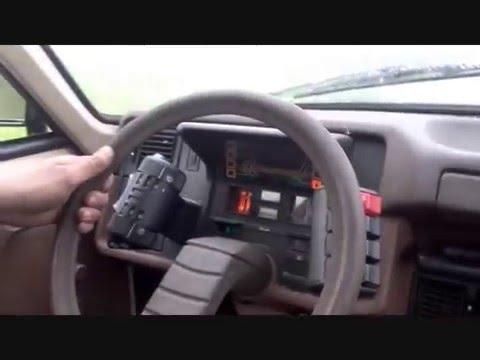 Redémarrage Citroën GSA X3