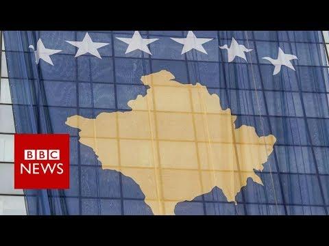 Kosovo-Serbia: Why does border change matter? - BBC News
