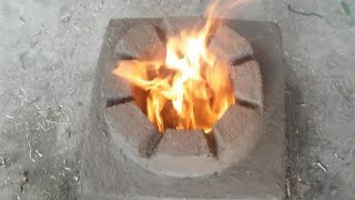 How to make mitti ka chulha clay stove Mitti ka chulha benane ka tariqa Very Simple .