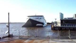 Albert Dock ship