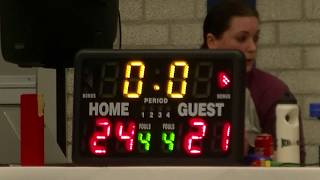 7 december 2019 Jump MSE1 vs Rivertrotters MSE2 72-79 1st period