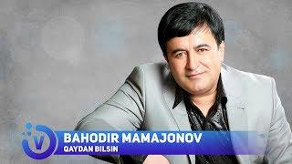 Bahodir Mamajonov Qaydan Bilsin Баходир Мамажонов Кайдан билсин Music Version 2018