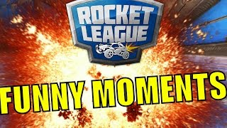 Rocket League Funny moments- we are asian drivers