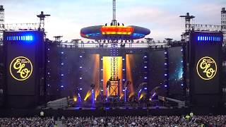 Last Train To London Jeff Lynne S ELO Alone In The Universe 2017 UK Tour