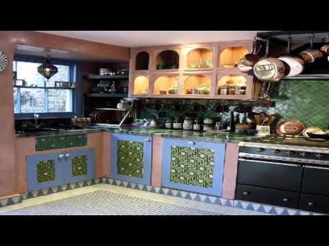 صور مطابخ مغربية جديدة - Photos New Moroccan kitchens