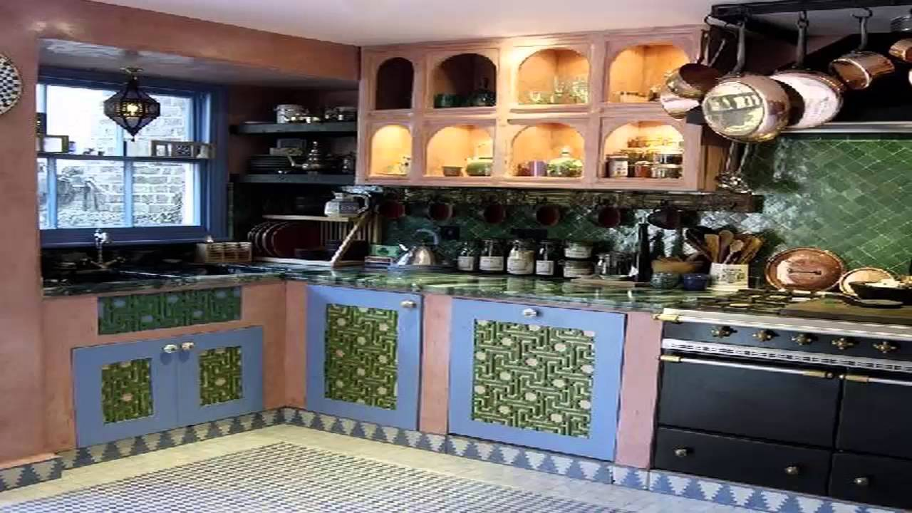 Photos New Moroccan Kitchens Youtube