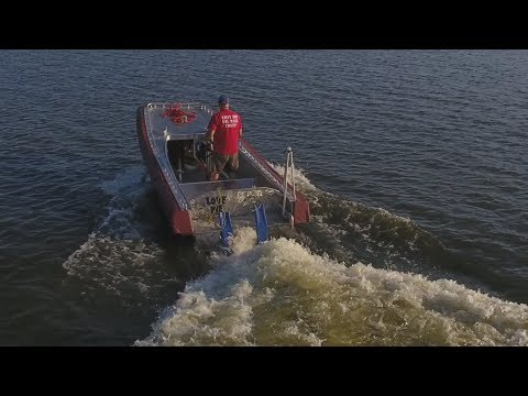 Diesel Jet Boat Build - Part 15 - Running on the Lake