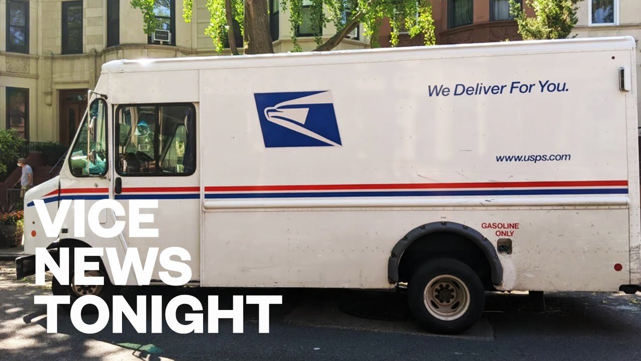 Trump's Postmaster General Louis DeJoy acknowledges mail ...