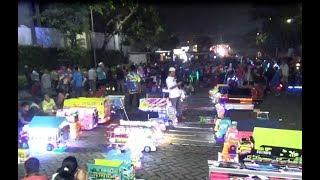 kontes miniatur truk terbaik dan terfavorit  di Batu Malang