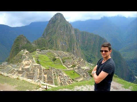 Travel Vlog: Exploring Machu Picchu + Travel Tips!