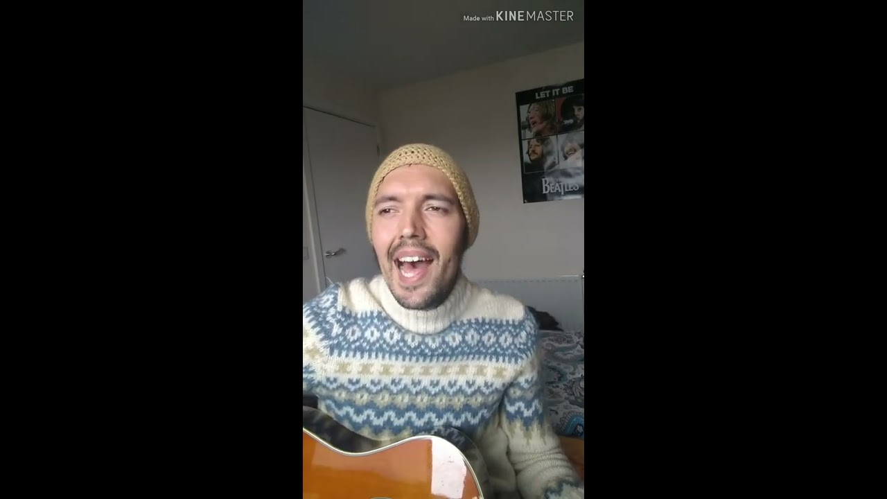 David William - Real Situation (Bob Marley acoustic cover - 7th April 2019)