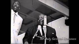 Count Basie with Joe Williams AND Jimmy Rushing Blues Duet