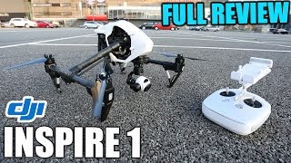 DJI Inspire 1 Review - Should you buy it?
