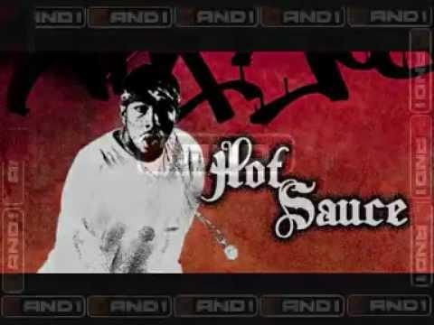 Sauce And1 And1 Hot Sauce Remix