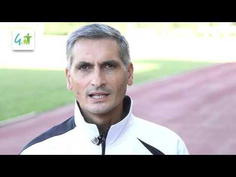 Sport in Famiglia - 12°Puntata: Atletica leggera: SALVATORE NICOSIA- L'atleta di riferimento...