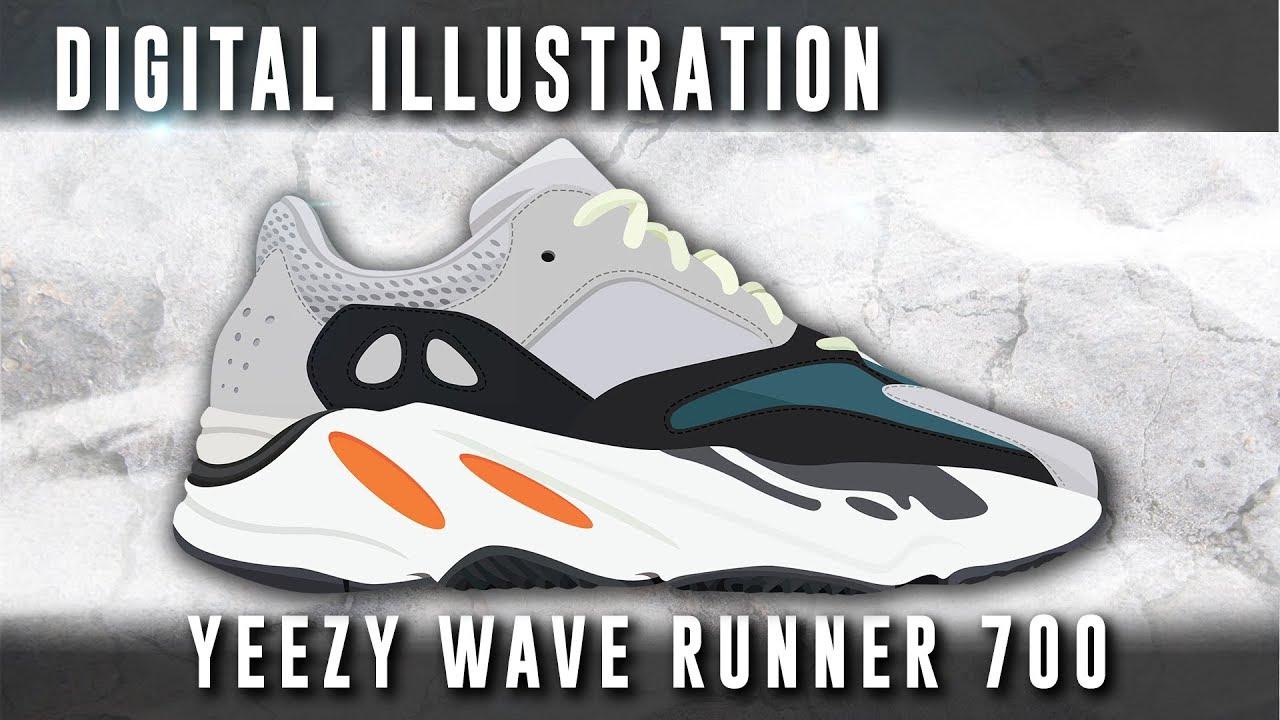 adidas yeezy wave runner