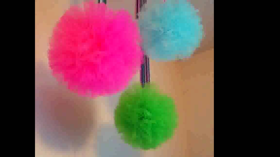 288f71c8ced0d Tulle...Ideas you can make with TULLE! - YouTube