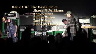 HANK 3   Kuntry & Hellbilly Full Sets