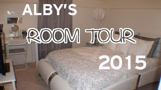 Alby's Room Tour 2015