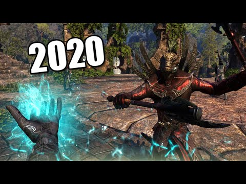 Top 20 The Very Best Free To Play MMORPG Games Of 2020