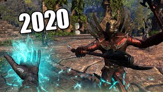 Top 20 The Vęry Best Free to Play MMORPG Games of 2020