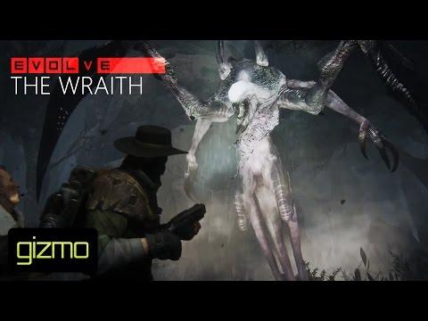 Evolve - Online Multiplayer Vs The Wraith - Xbox One
