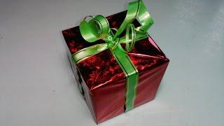 видео Подарочная упаковка