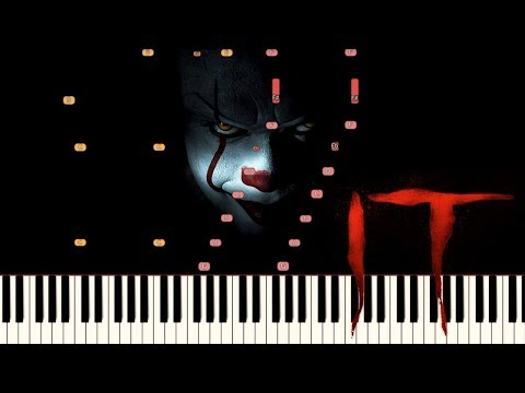 IT (2017) - Every 27 Years [Piano Tutorial] (Synthesia)